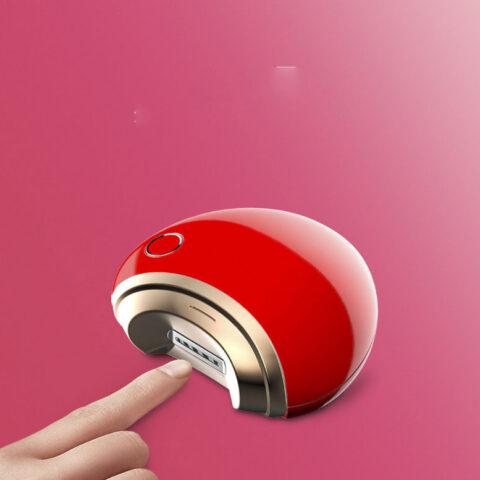 Intelligent Electric Nail Clipper Manicure Device